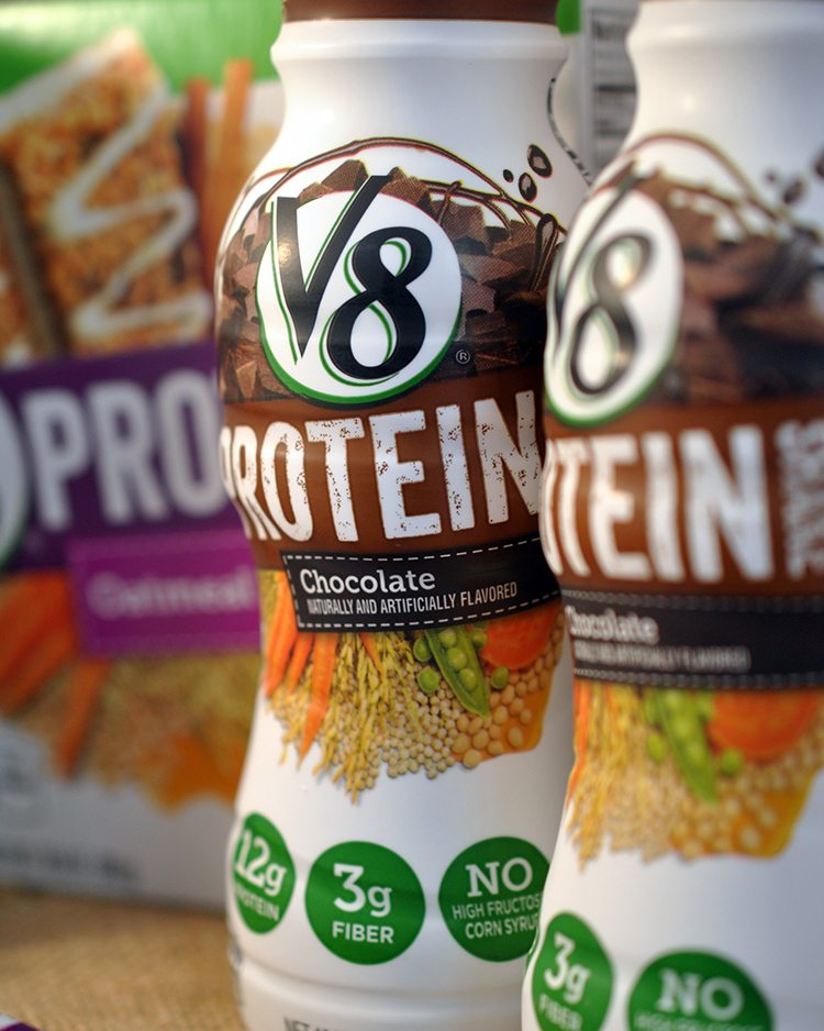 v8 protein shakes and bars 3