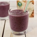 Banana Berry Smoothie with Silk®