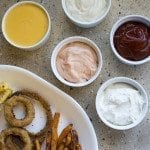 French Fry Dipping Sauces