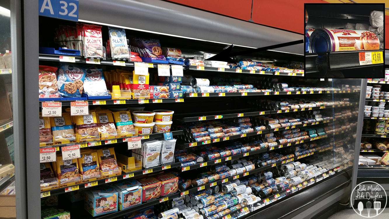 pepperidge aisle