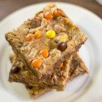 Reese's Pieces Magic Bars