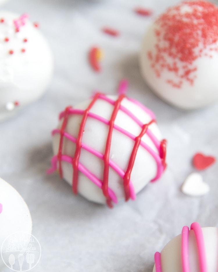 Red Velvet Cake Pop Recipe
