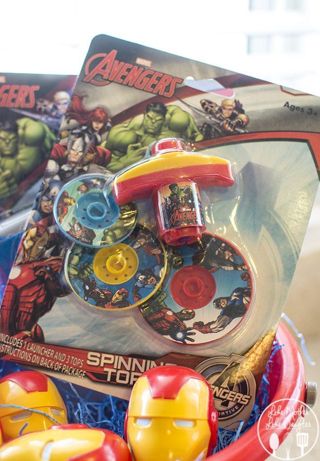 Avenger's Easter Basket - Like Mother, Like Daughter