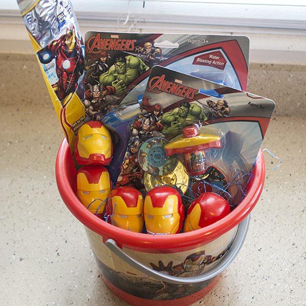 Avenger's Easter Basket