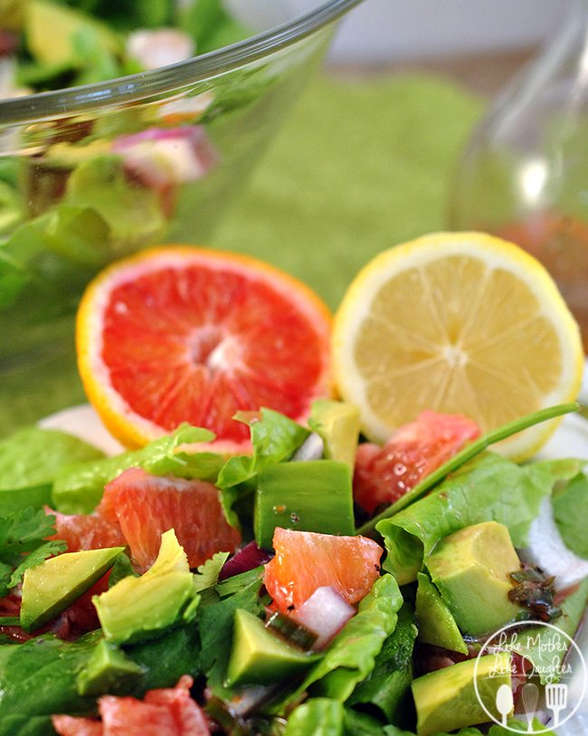 Avocado Citrus Salad - This avocado citrus salad is a perfect healthy ...