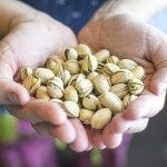 Snacking with Pistachios