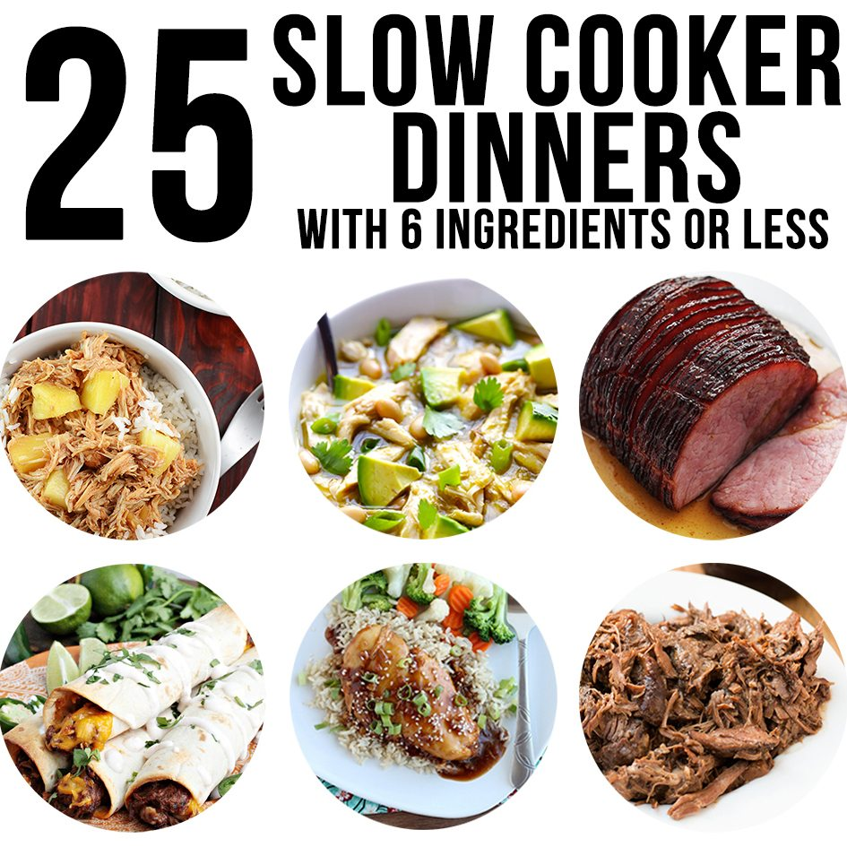 Slow Cooker Dinners: Like Mother Like Daughter