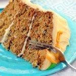 14 K Cake (Carrot Cake)
