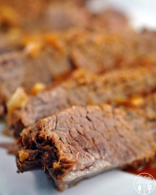 how to cook the best tender rolled brisket beef