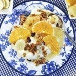 citrus yogurt with citrus syrup 3square