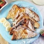 coconut french toast 4 square