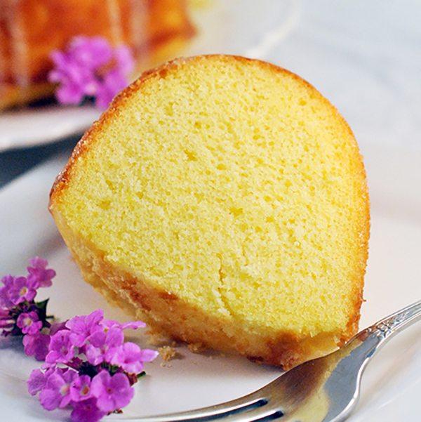 Lime Bundt Cake