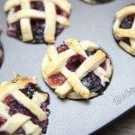 mini berry pies 4square