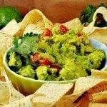 chunky guacamole 4square