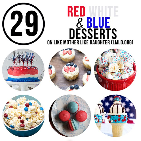 red white and blue desserts smaller square