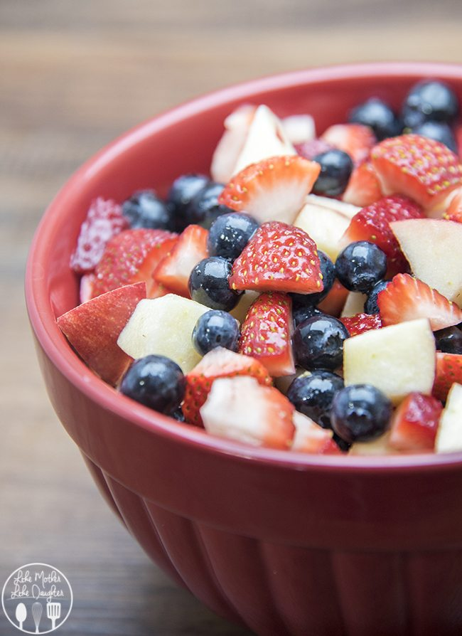 red white and blue fruit salad 5