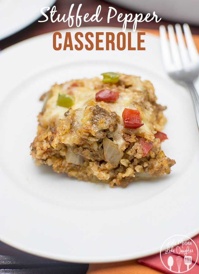 stuffed pepper casserole 4