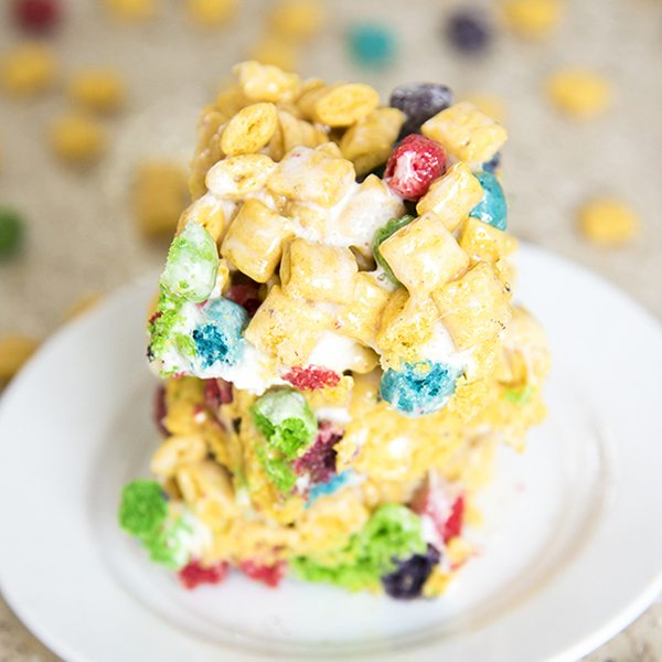 Captain Crunch Marshmallow Krispies