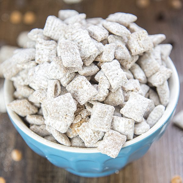 scotcheroo muddy buddies 4square