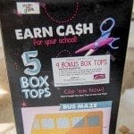 Supporting Education with General Mills Box Tops