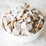 snickerdoodle muddy buddies 8square