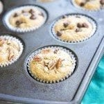 Peanut Butter, Banana and Oat Blender Muffins