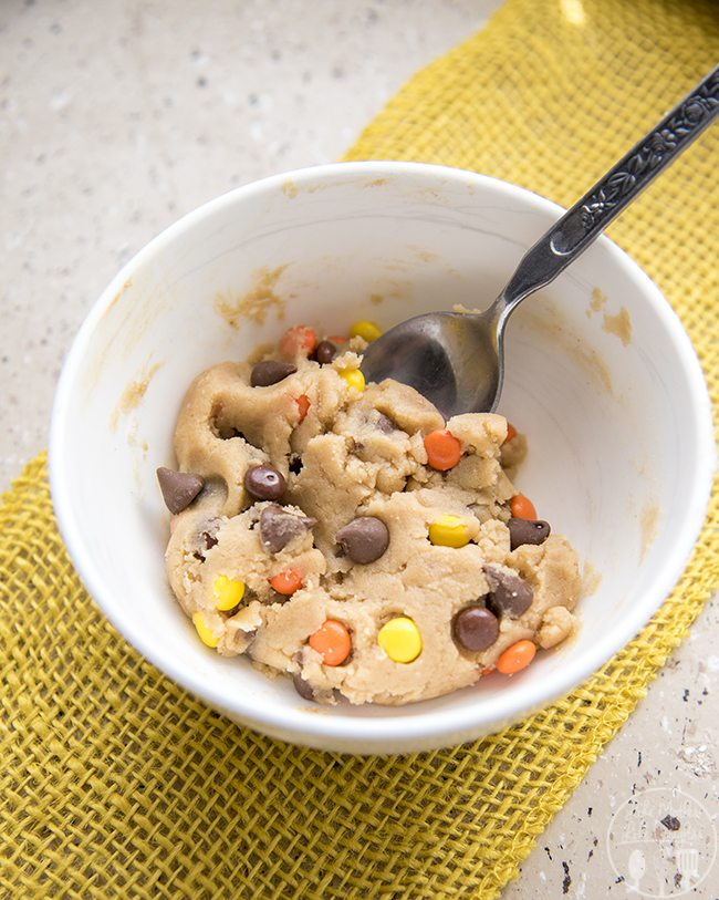Eggless peanut butter cookie dough recipes