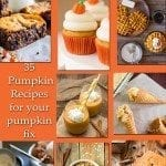 35 Pumpkin Recipes