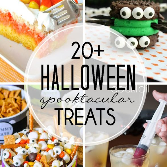 20+ Halloween Spooktacular Treats