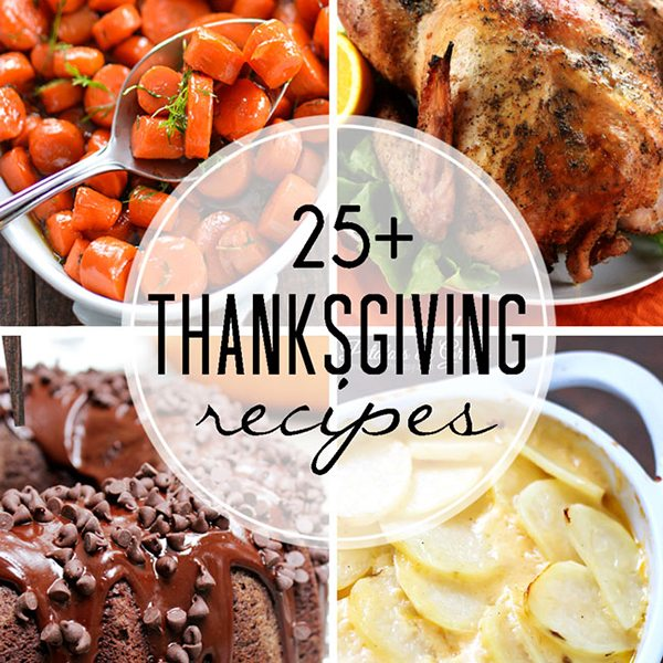 Thanksgiving Recipes 2015