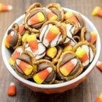 candy corn pretzel treats 7square