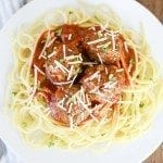 italian meatballs 4square