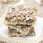 pecan pie bars 3square