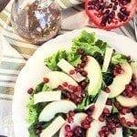 Pomegranate Fall Salad