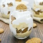 No Bake Pumpkin Cheesecake Parfaits