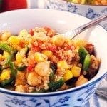 quinoa corn salad 2square