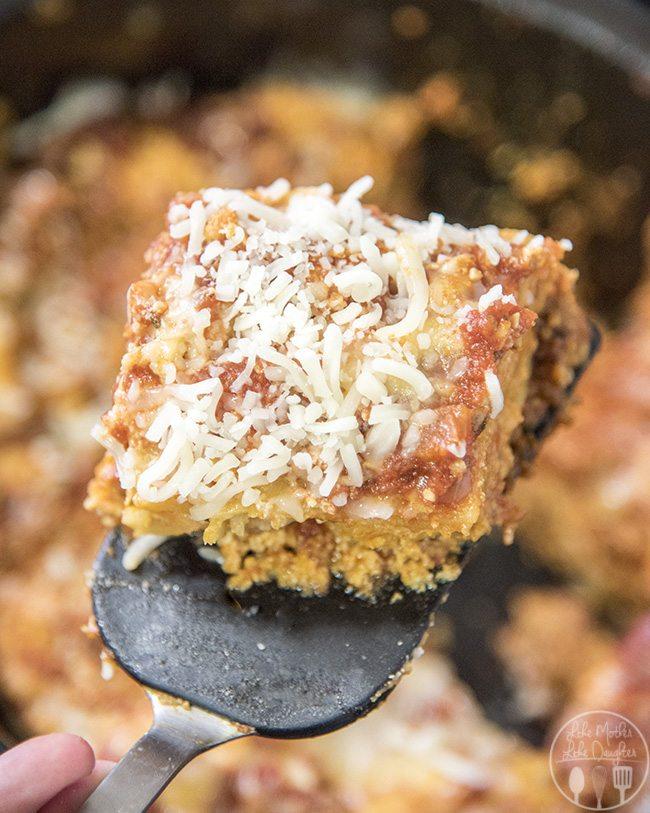 slow cooker lasagna 5