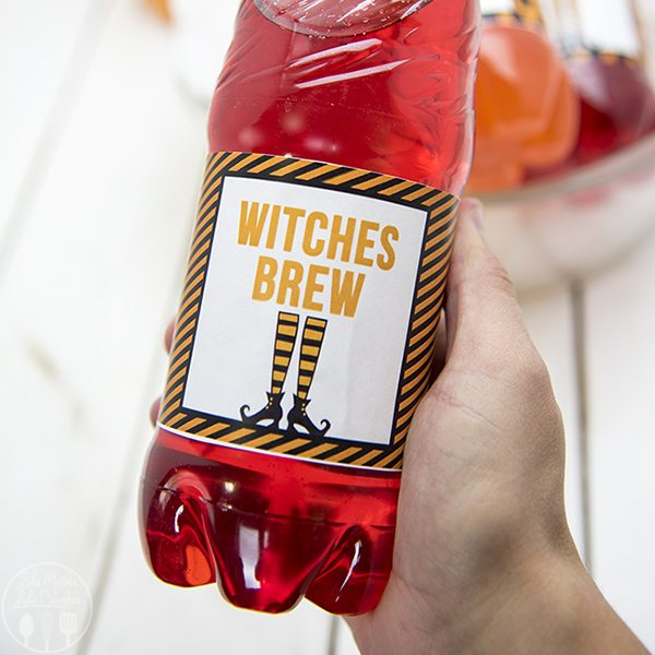 Witches Brew Printable