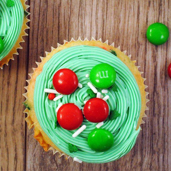 Festive Funfetti® Cupcakes