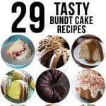 29 Tasty Bundt Cake Recipes