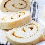 Pumpkin Butter Swirl Bread