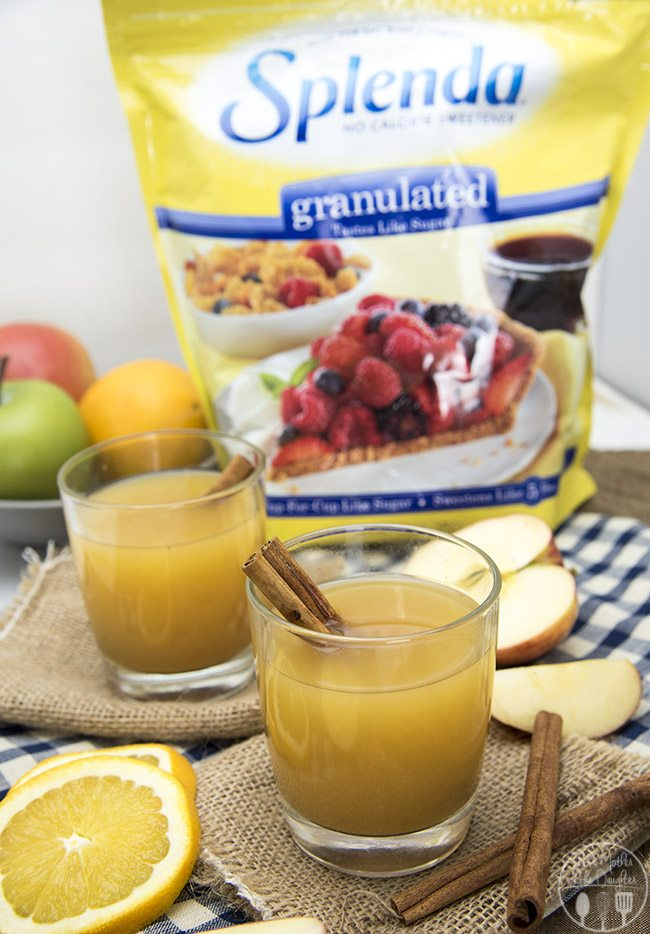 Hot Wassail - This delicious and easy hot wassail is the perfect warm drink for a cold wintery day or for a holiday party!