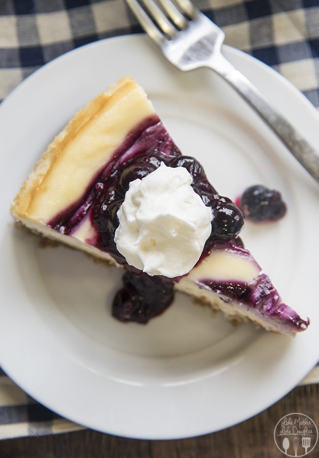 blueberry cheesecake 9