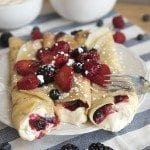 berries and cream crepes 3square