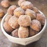 cinnamon sugar pretzel bites 4square