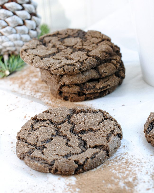 Mexican Hot Chocolate Snickerdoodles Recipe