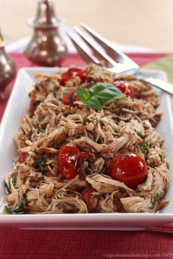 Slow-Cooker-Tomato-Basil-Pulled-Chicken-1