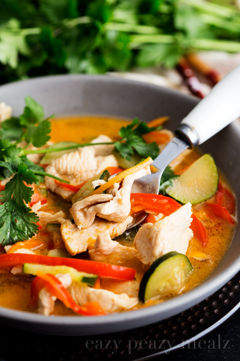 Thai-Chicken-Soup
