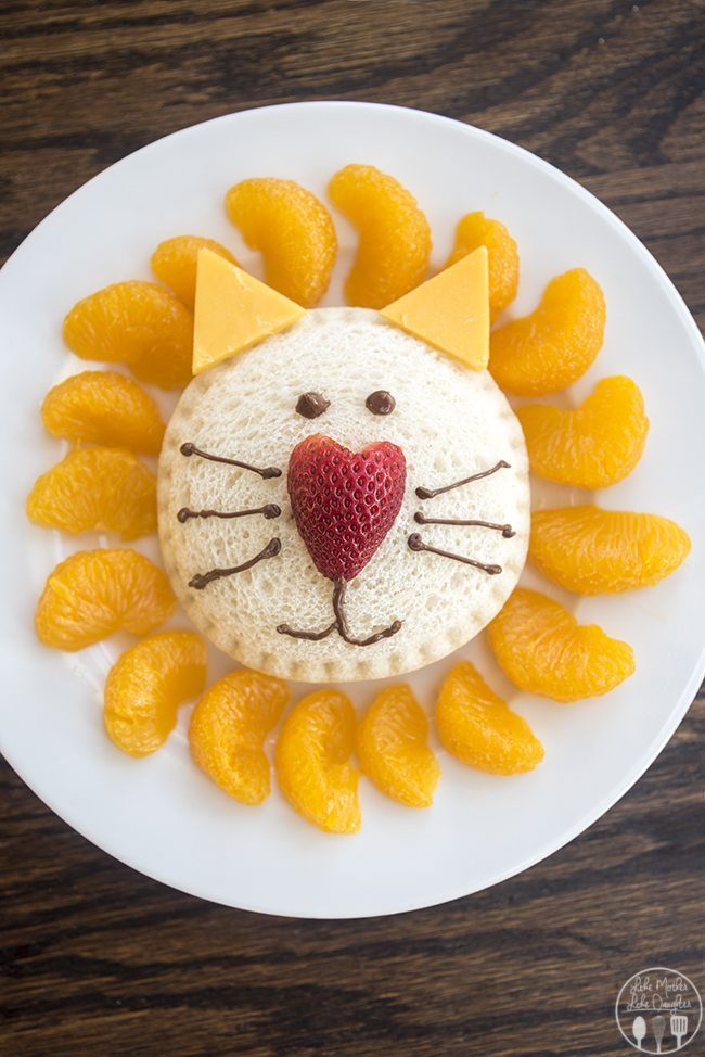 25 Food Art Ideas (To Get your Kids to Eat their Fruits ...