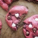 nutella stuffed red velvet cookies 1square